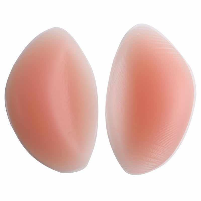 ผู้หญิงเซ็กซี่ซิลิโคน Bra เจลที่มองไม่เห็นเต้านม Push Up Bra ใส่ชุดบิกินี่ชุดว่ายน้ำ Breast Enhancer แทรก