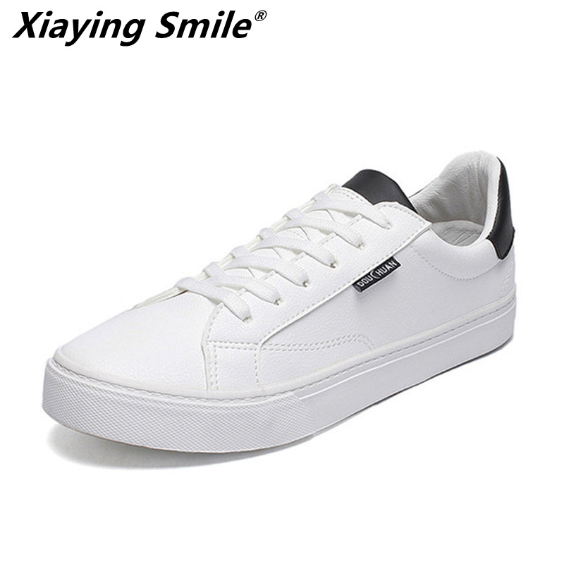 Joyance Unisex Canvas Shoes Small White Shoes Sneakers Monochrome Casual Shoes