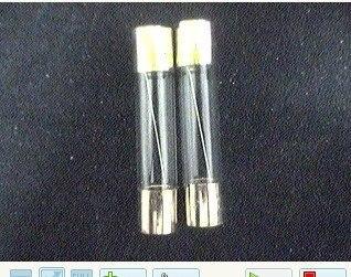 Glass tube fuse 6*30mm F5A250V F5AL250V 250V5A