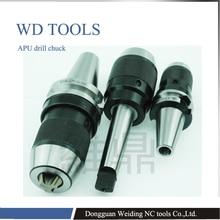 Morse MTA3 MTA4 MTA5  apu drill chuck for milling machine tool holder C20-APU13 C20-APU16 C25-APU13 C25-APU16