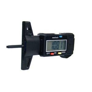 Image 4 - Hohe qualität Digital Reifen Lauffläche Tiefe Gauge Meter Vermesser für Autos Lkw und SUV, 0 25,4mm