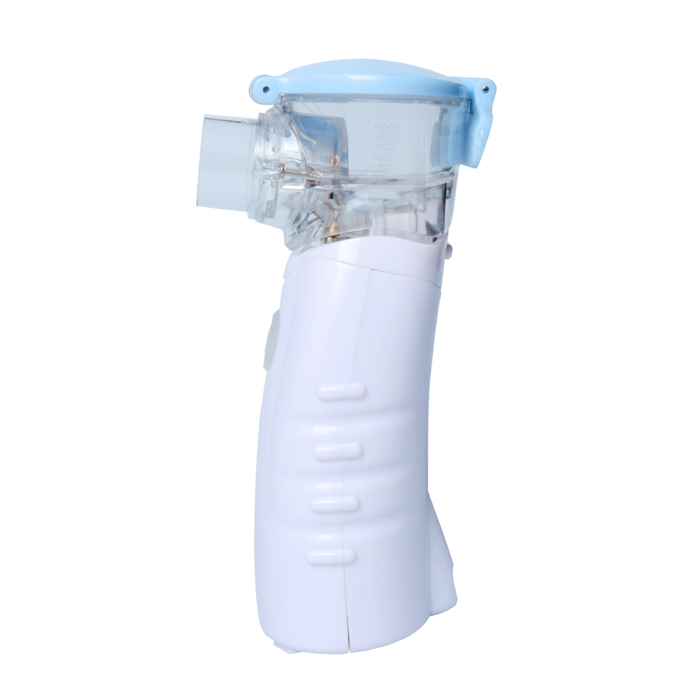 ФОТО Portable mesh nebulizer Battery Operated Atomizer Vaporizer Upgrade Version Professional handheld Inhaler