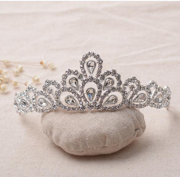 pas cher vente de marie diadme strass doux de mariage couronne bijoux princesse accessoire pour les - Diademe Mariage Pas Cher