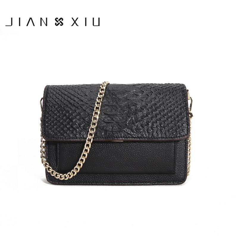 где купить Feminina Shoulder Crossbody Chain 2018 Borse BolsoWomen Messenger Bags Genuine Leather Bag Bolsa Bolsos Mujer Sac Tassen Bolsas по лучшей цене