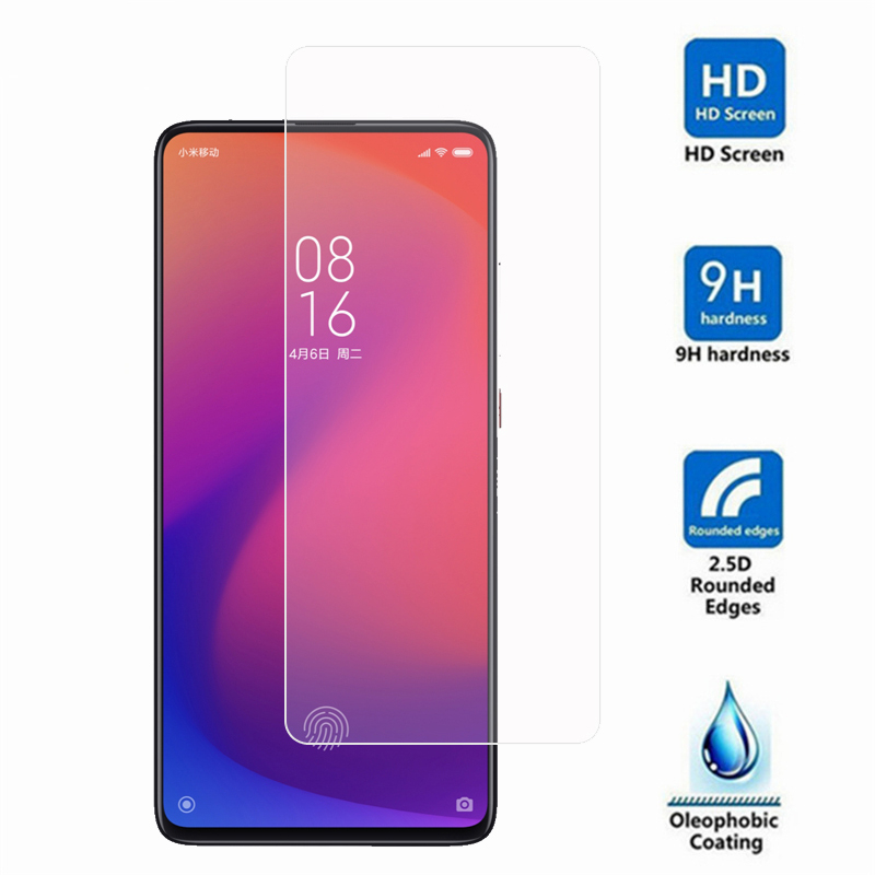 Image 2 - 2PCS Glass For Xiaomi Redmi K20 Phone Screen Protector Tempered Glass For Xiaomi Mi 9T Glass For Redmi K20 Mi 9T Film Youthsay-in Phone Screen Protectors from Cellphones & Telecommunications
