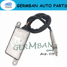 New&Free Shipping New Nitrogen Oxides Nox Sensor OE Style No#21558128 5WK9 6719 for MERCEDES-BENZ BMW AUDI Isuzu Trunk 4326868 nitrogen oxide sensor nox sensor 5wk9 6752c for daf xf euro 6