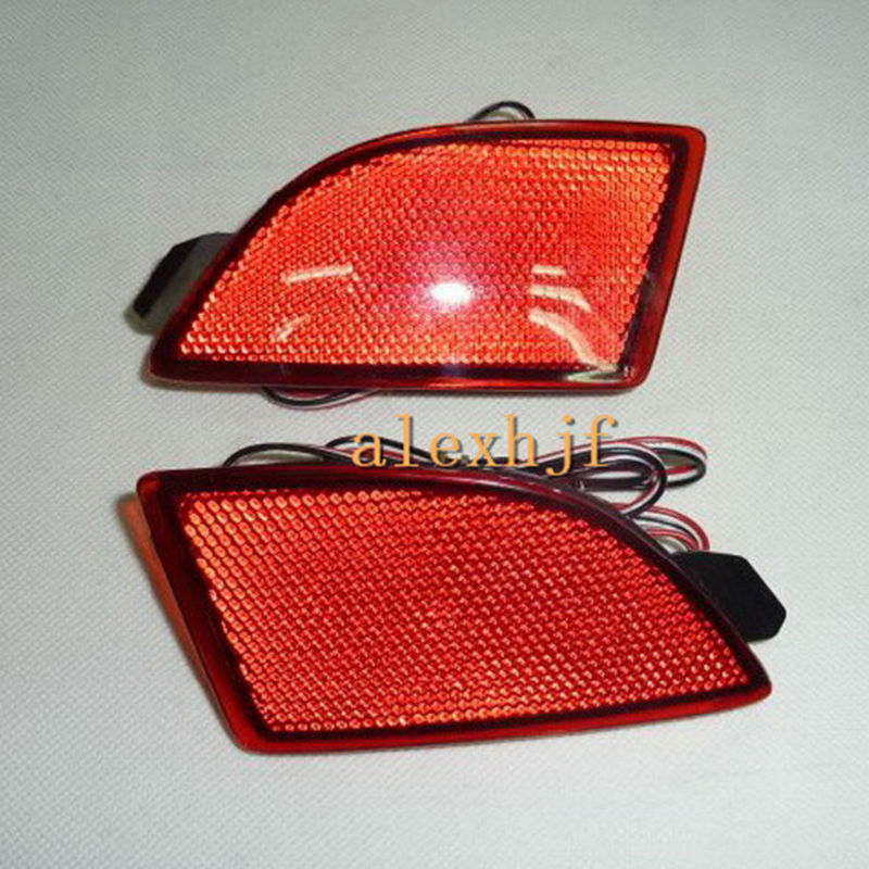 July King LED Brake Llights, LED Rear Bumper Fog Lamp Case for Mazda 3 Axela Hatchback 2013~ON, Night DRL+ Brake Lights 100