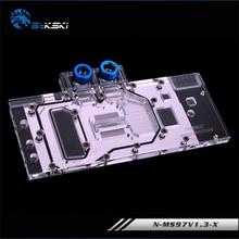 Bykski N-MS97-X for MSI GTX970 GAMING 4GD5 VGA Water Cooling Block