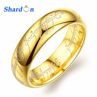 The Lords Of The Rings Mens Wedding Band Comfort Fit Engagement Promise Ring For Men Women