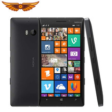 Nokia Lumia 930 Unlocked 5.0 inch 2 gb RAM 32 gb ROM 20.0MP Camera Quad Core LTE NFC Windows mobiele OS Mobiele Telefoon(China)
