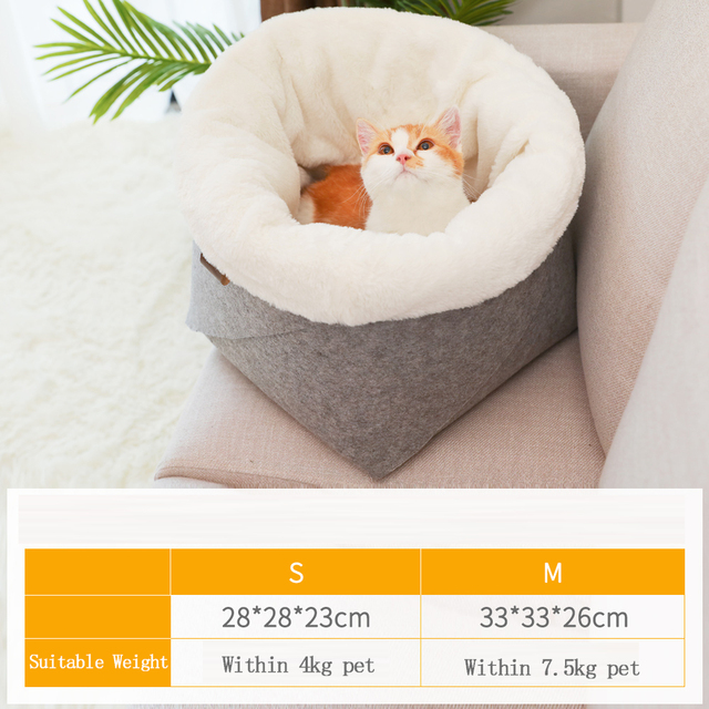 Hoopet Cotton Soft Comfortable Bed 4