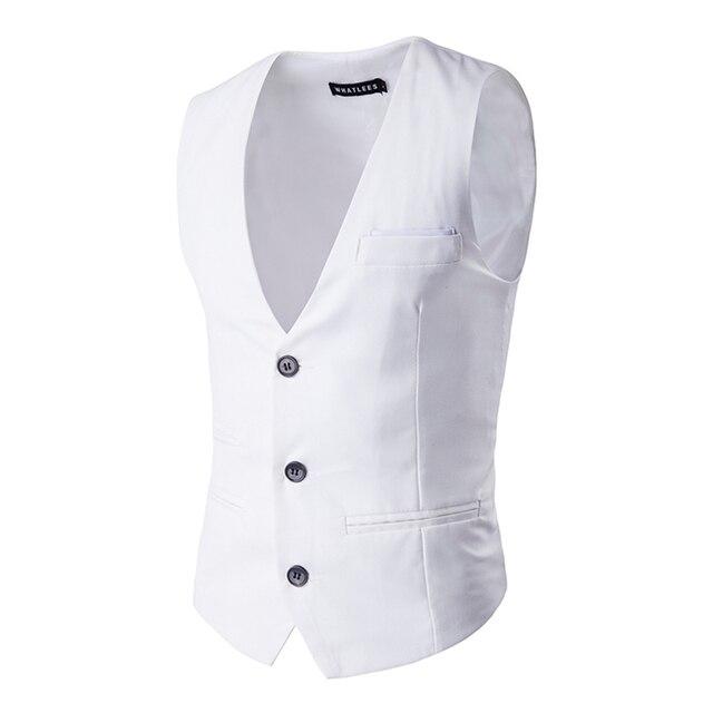 Casual Mens Dress Vest Slim Fit 2016 Hot Sale Waistcoat Autumn And Winter Warm Windbreak Men Vest  PM07