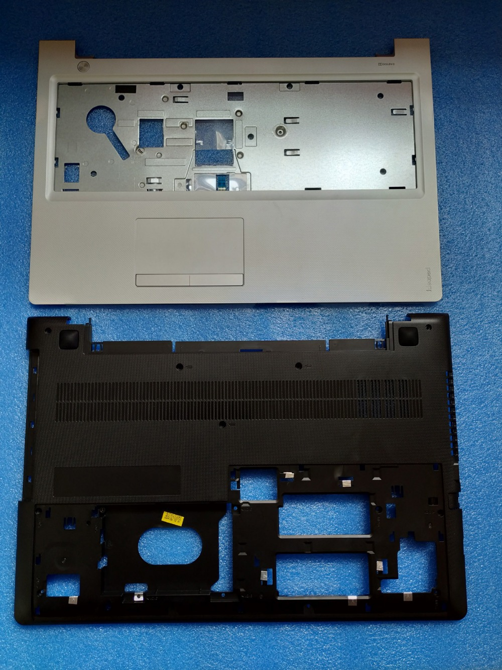 New Original for Lenovo IdeaPad 300-15 300-15IBR 300-15ISK TOP cover Palmrest Upper Case+ Lower Bottom Case Cover цена и фото