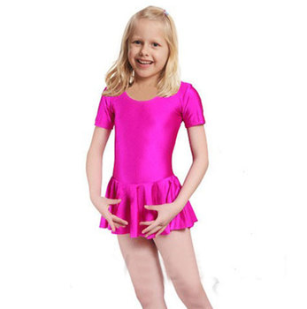 цена на Girl Dress For Girls Dresses Summer 2015 Ballet Dress For Children Kids Dresses For Girls Clothing Children Costumes 081003
