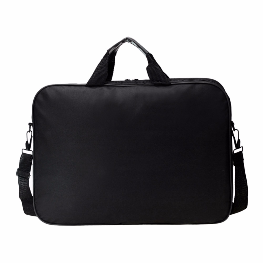 Image 3 - VODOOL Laptop Bag Computer Bag Business Portable Nylon Computer Handbags Zipper Shoulder Laptop Shoulder Handbag High Quality-in Laptop Bags & Cases from Computer & Office