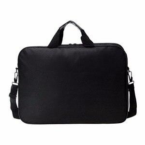 Image 3 - VODOOL Laptop Bag Computer Bag Business Portable Nylon Computer Handbags Zipper Shoulder Laptop Shoulder Handbag High Quality