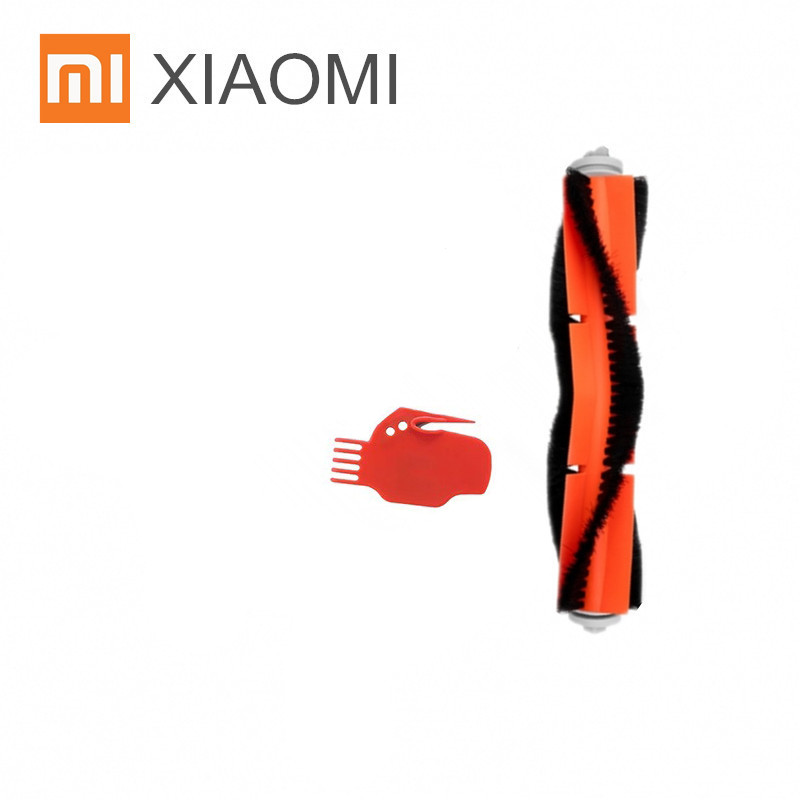 все цены на Robot Vacuum Cleaner Part main brush X1PCS ,tool *1pcs for Xiaomi mijia /xiaomi roborock s50 roborock 2