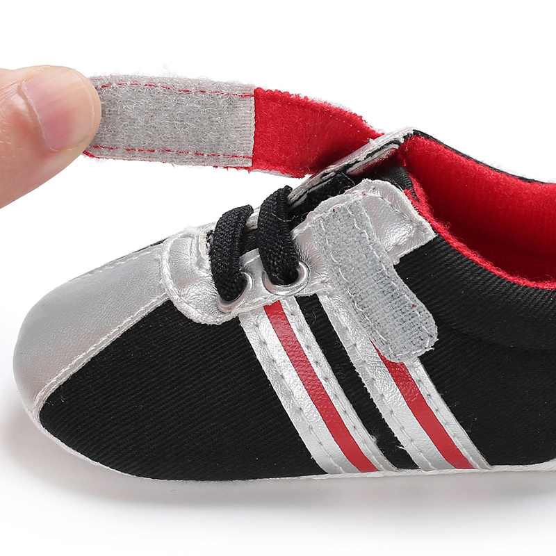 Fashion Baby Crib Shoes New Born Footwear Soft Bottoms Toddler tennis Infant Boy Sneakers Little Kids Shoes for Baby Girls Gifts