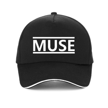 100% cotton High quality MUSE Rock band letter printed cap muse Band Baseball caps hip hop Unisex adjustable snapback hat