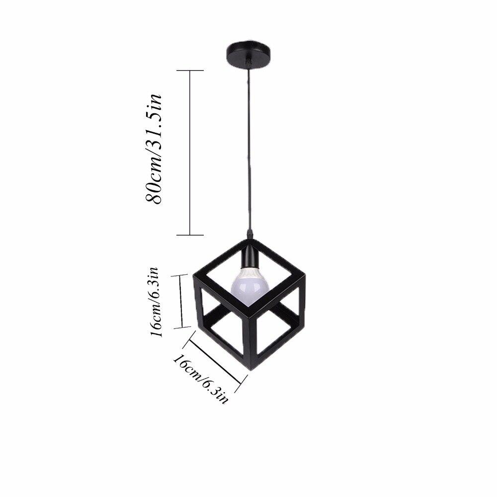 Aliexpress.com : Buy LAZG Modern Simple Metal Pendant