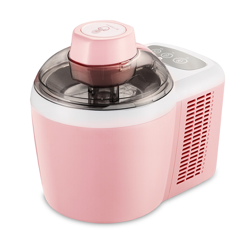 Ice Cream Machine Home Automatic Cooling Fruit Children Mini Small Ice Cream Ice Cream Machine 1