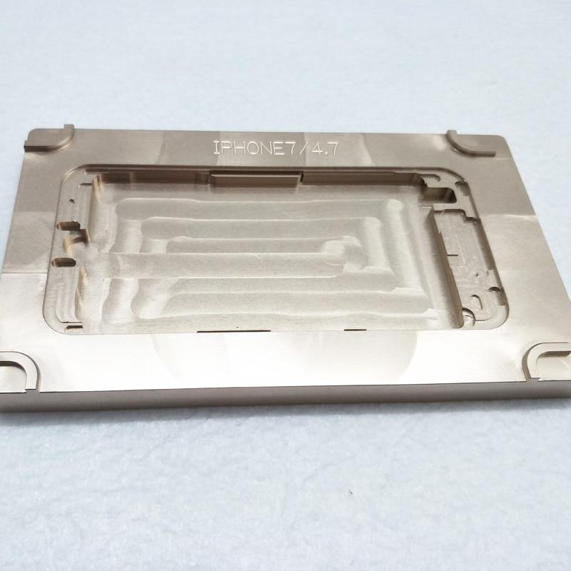 2Pcs / Set Para TBK518 Molde de aluminio para iPhone 7 7plus Molde de - Juegos de herramientas - foto 3