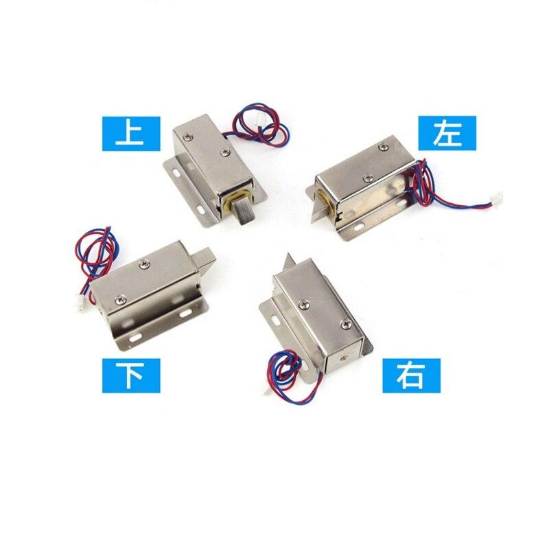 xg 03 dc12v 24v small electric bolt lock electromagnetic lock drawer electronic locks DC12V / 24V Small Electric Bolt Lock Electromagnetic Lock Drawer Electronic Locks