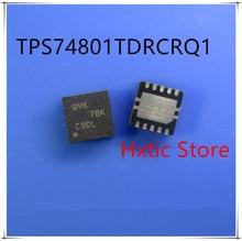NEW 10PCS LOT TPS74801 Q1 TPS74801T Q1 TPS74801TDRCRQ1 MARKING QVK VSON10 IC