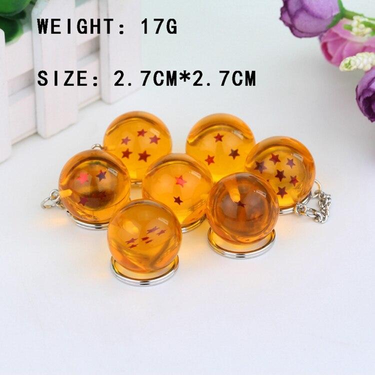 Dragon Ball Z Keychain Figure