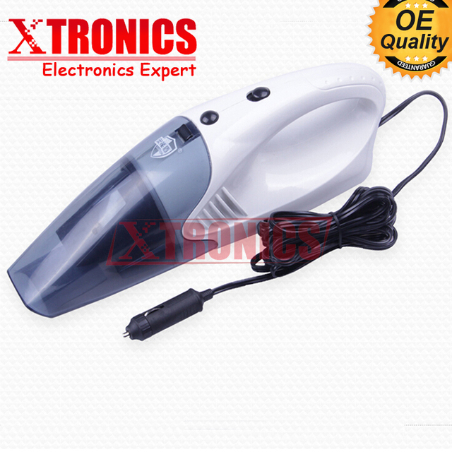 Car Vacuum Cleaner Wet And Dry Dual-use Super Suction Vacuum Cleaner