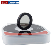 Conkim Top Quality 24mm CPL Filter Magnetic Circular-Polarizing Glass Use For Car Camera DVR Mini 0806/0903/0807/0905/0906/0806S