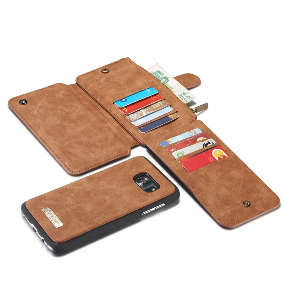 Чехол-книжка для samsung Galaxy S6 S7 Edge, кожаный чехол-книжка для samsung Galaxy S8, S9, S10e, S6, S7 edge, Note 8, 9, 10 Plus, чехол
