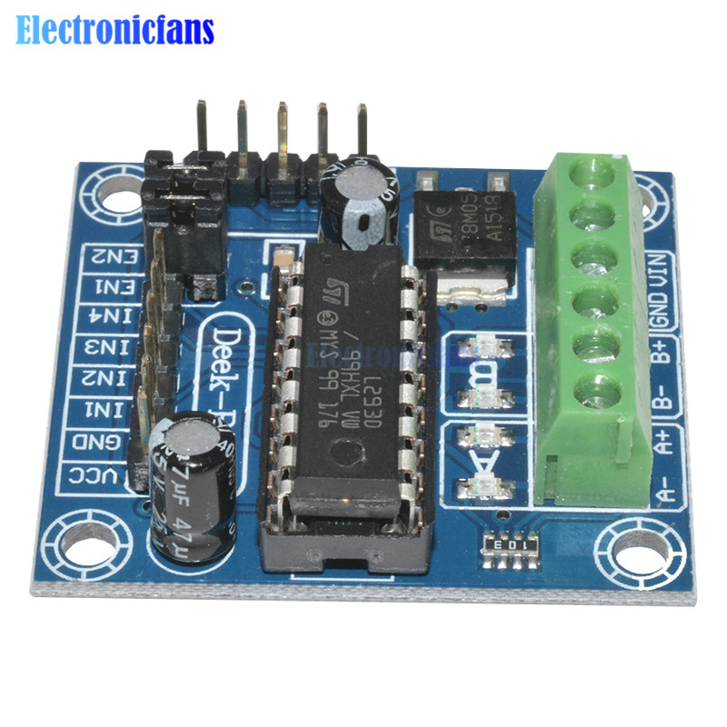Mini 4 channel motor drive shield l293d expansion board for L293d motor driver price