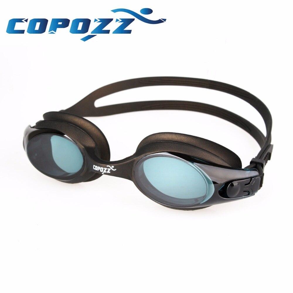 Myopia Swim Goggles Swimming Glasses Anti Fog UV ...