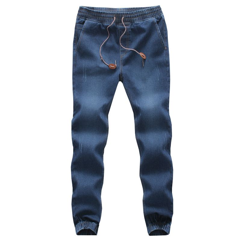 Jean   Cotton Stretch Men   Jeans   Homme Pants Slim Pants Denim Trousers Casual Mens   Jeans   Men Clothes 2019 Joggers Streetwear Modis