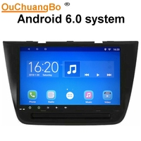 Ouchuangbo Media Player Central Multimedia Car Gps Bluetooth For MG ZS Support Swc 3G WIFI Android