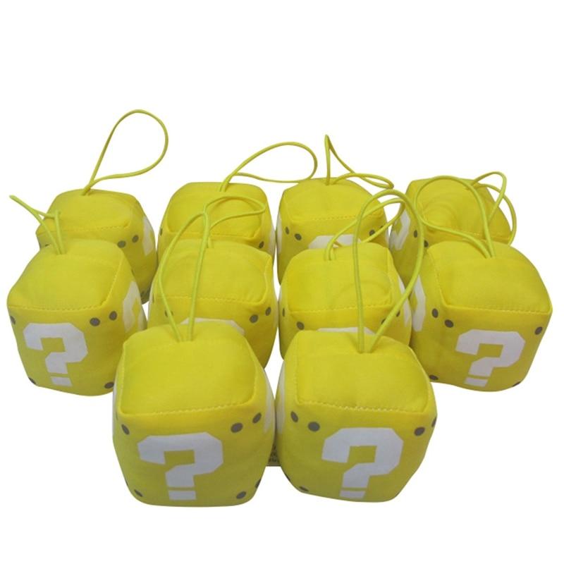 2018 Tricky Question Mark Plush Pendant Soft Stuffed Toys Dolls