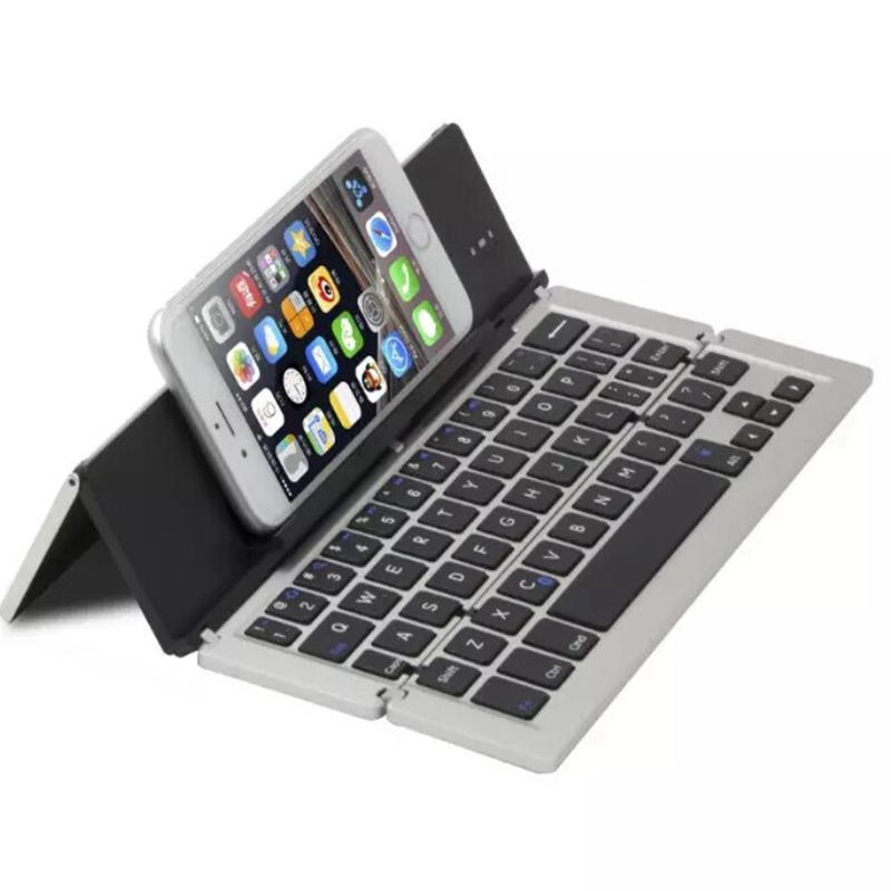 ФОТО collapsible Bluetooth keyboard For samsung note p600 N8000 tab a t550 for ipad/ for Ipad mini series /for  Samsung galaxy series