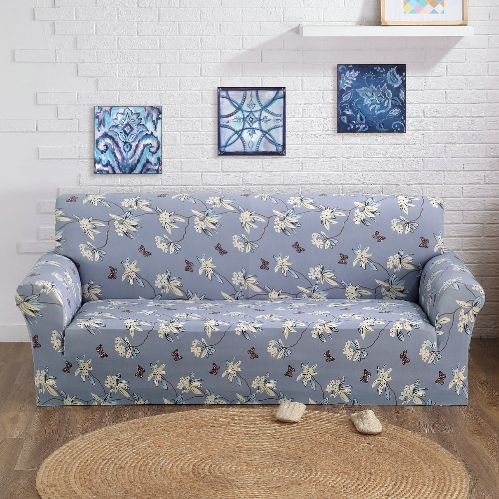 Lfh High Quality Flexible Stretch Sofa Cover Big