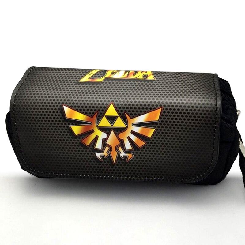 The Legend Of Zelda Pencil Case Pen Bag Cosmetic Bag
