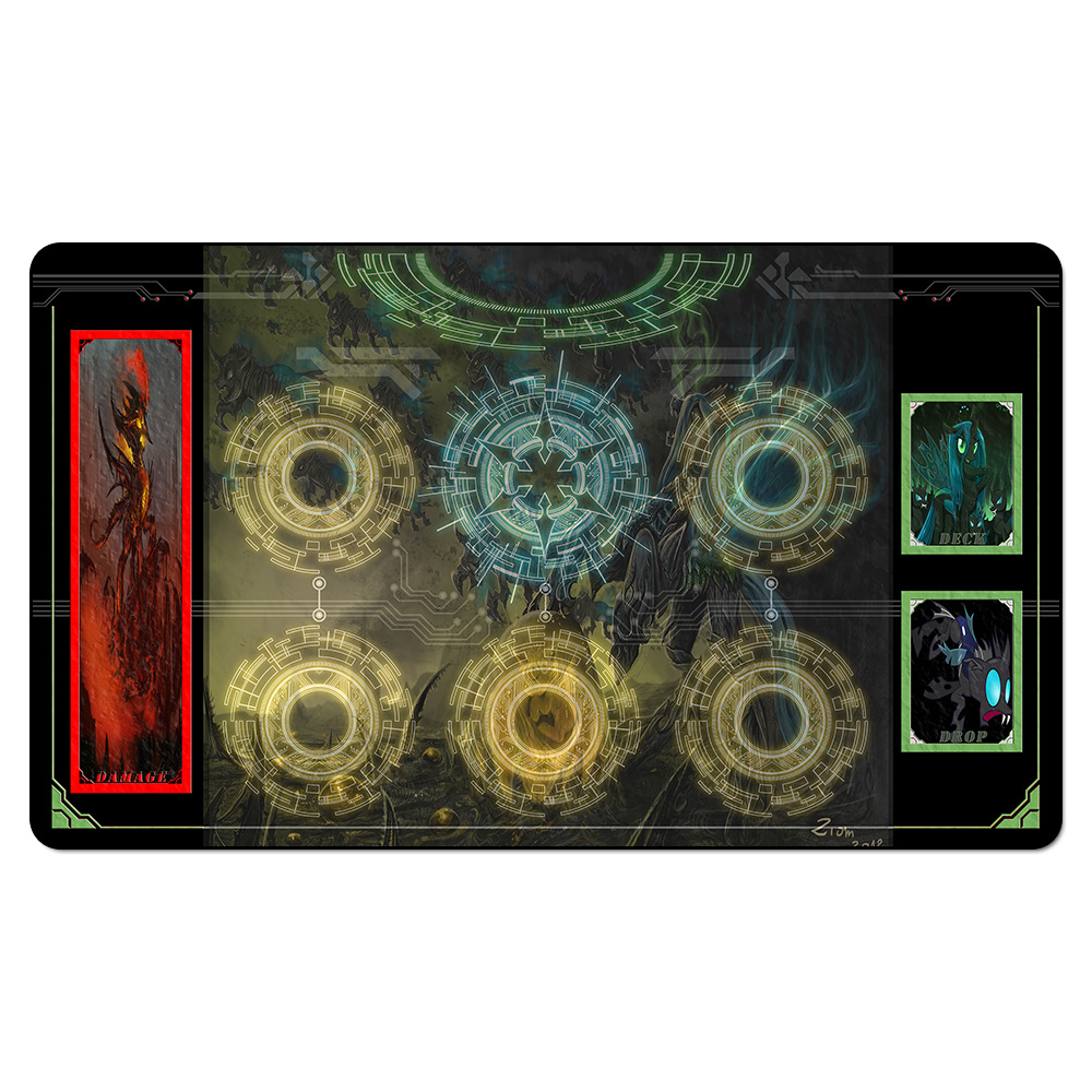Board Games Cardfight Vanguard Play Mat  CFV G Custom Playmat  Custom Design Playmat with Free Gift Bag 14x24 Inches|board game|games board games|board game playmat - title=