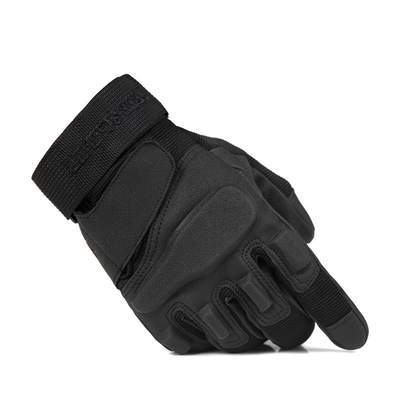 Multicam Outdoor Tactical Gloves Army Military Bicycle Airsoft Hiking Climbing Shooting Paintball Camo Sport Full Finger Gloves
