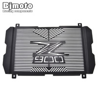 BJMOTO New Motorbikes Parts For Kawasaki Z900 Z 900 2017 Motorcycle Radiator Guard Radiator Grille Cover