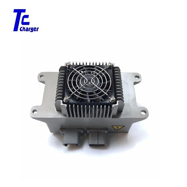 Chất Lượng Hàng Đầu 1.8KW 48V 60V 72V TC ELCON Sạc Cho Pin Axit Chì Và Pin Lithium Gói dành Cho Xe Tay Ga, EV Trên Xe Hơi, Ô Tô Xe Tải