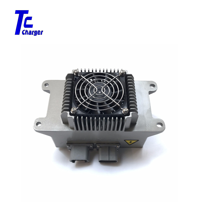 Top quality 1.8KW 48V60V72 TC ELCON Charger for lead acid Battery and Lithium Battery Pack for Scooter,EV,car, truck 3 3kw elcon tc charger for electric vehicle for lipo life lead acid battery pack for ev forklift car truck scooter car charger