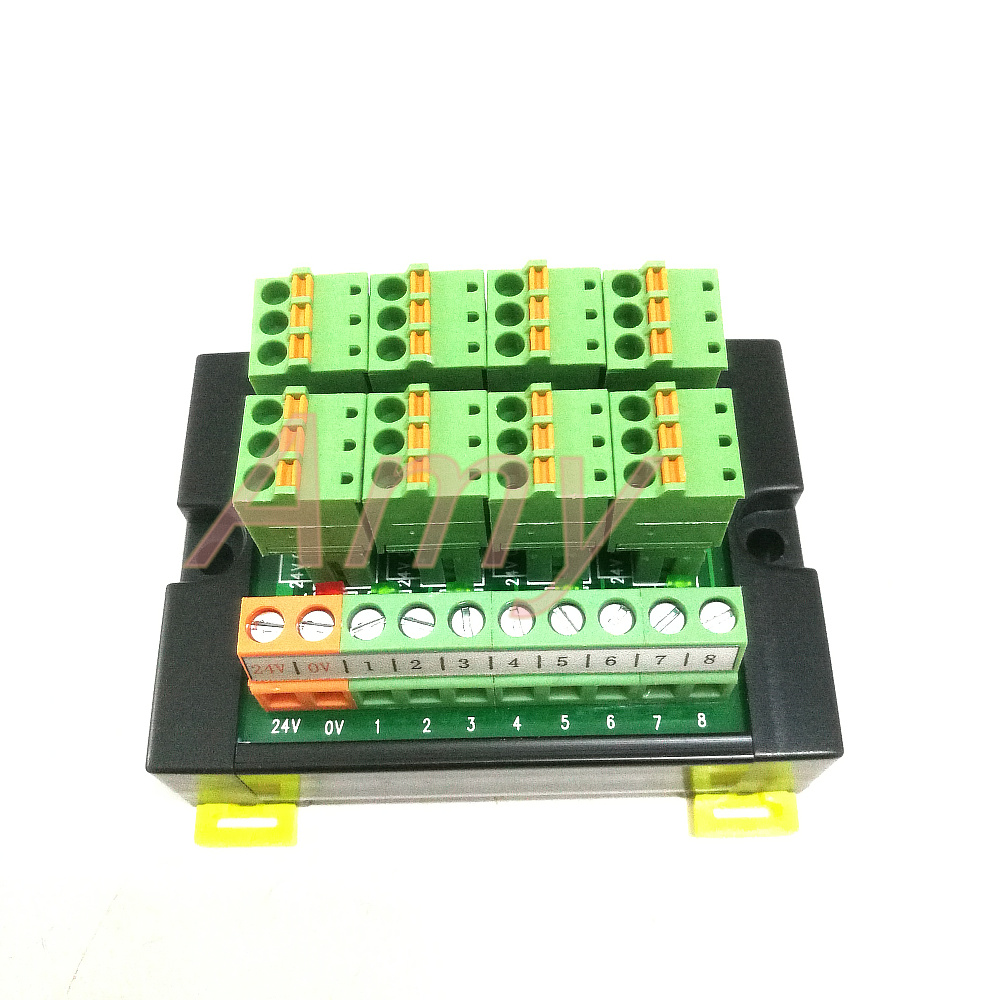 US $18.38 8% OFF|PLC terminal block module sensor 3 wire 8 bit input on plc hardware, plc parts, plc diagram, extension cord, three-phase electric power, plc controller, plc connections, junction box, national electrical code, plc controls, distribution board, power cable, power cord, plc chassis, plc components, alternating current, wiring diagram, circuit breaker, knob-and-tube wiring, plc electrical, plc lighting, electrical engineering, earthing system, plc software, electrical conduit, ground and neutral, electric motor, electric power distribution,