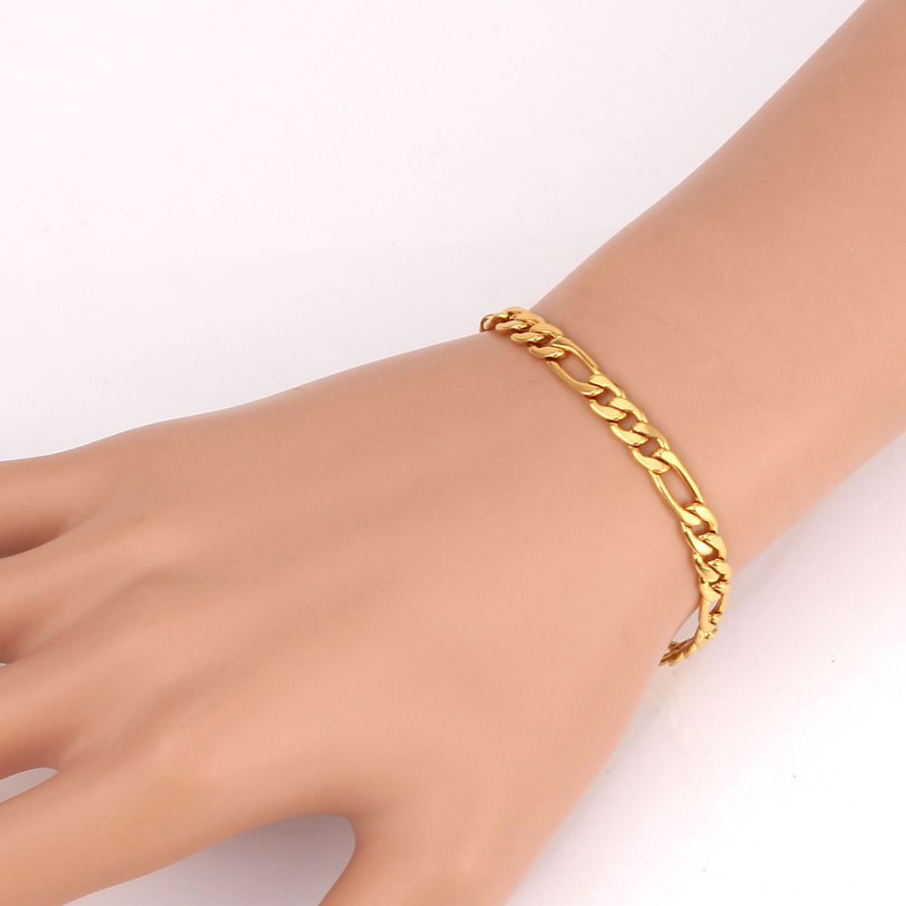 diamond yellow img itm ladies cut cuban ebay gold bracelet link genuine miami