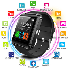 New Fashion Sport Smart Watch Electronic Intelligent Clock Pedometer For Women Men Unisex Bluetooth PK U8 GT08 DZ09