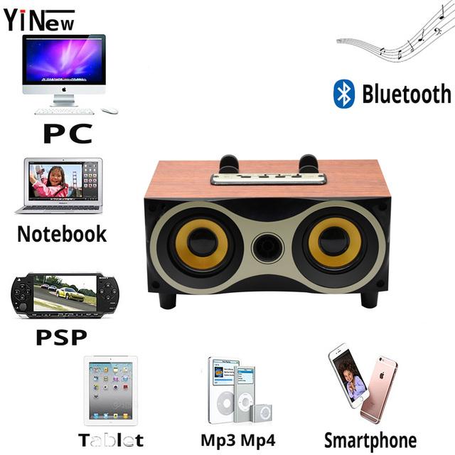 Boom Box Portable Bluetooth Speaker