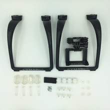 Updated Legs Gimbal Landing Gear and Action Camera Gimbal Mount Holder Bracket For SYMA X8S X8SC X8SW Drone Spare Parts